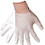 Ultra-Thin Polyurethane Coated 13 Gauge White Gloves