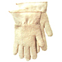 Terry Knit Band Top Gloves