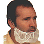 Soft Polypropylene Spun Bond Light Weight Beard Cover